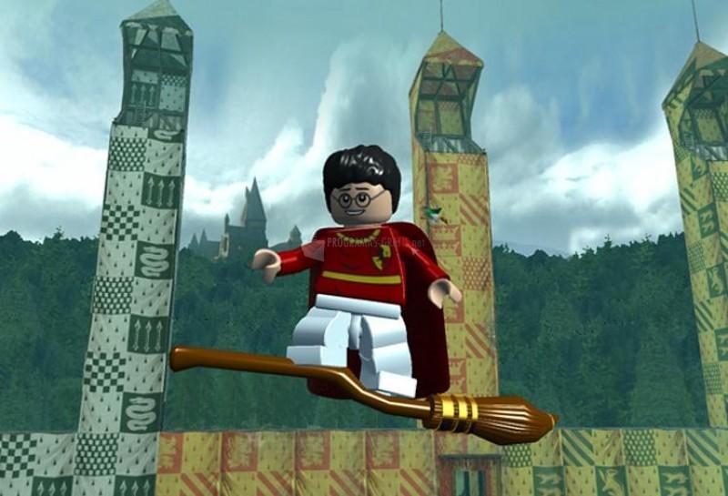 Pantallazo Lego Harry Potter: 1-4 Años