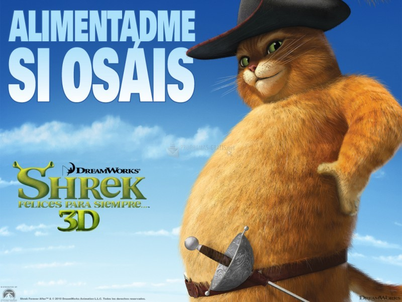 Pantallazo Shrek 4: Felices para siempre