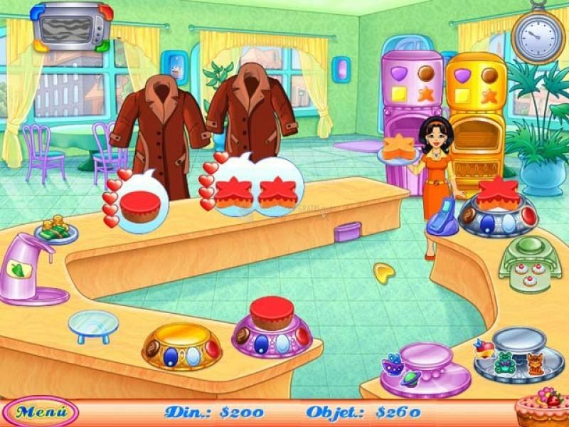 Pantallazo Cake Mania Main Street
