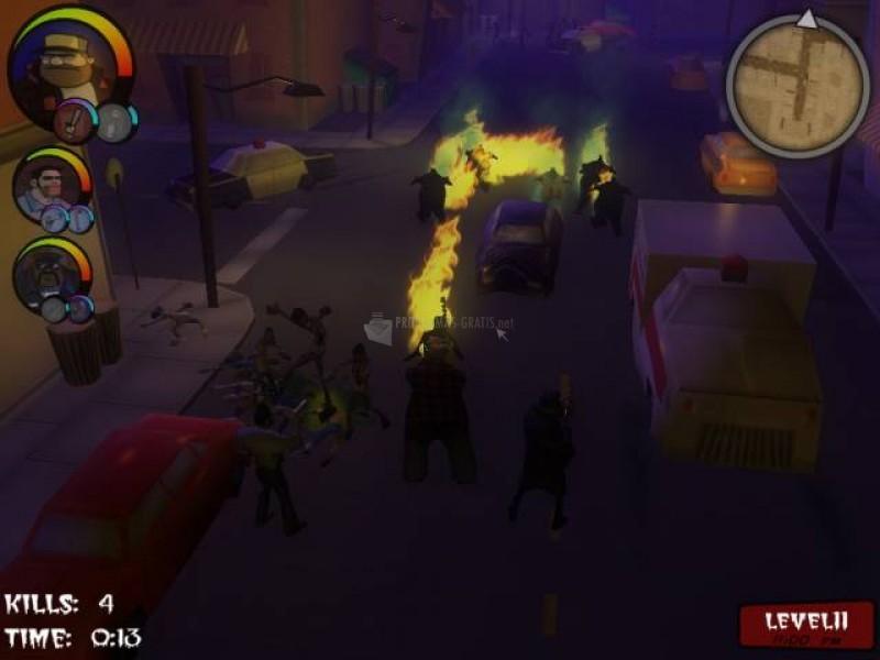 Pantallazo NOMBZ: Night of Million Billion Zombies