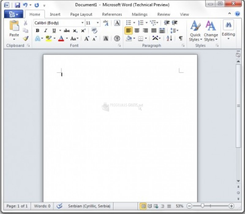 descargar programas para pc microsoft word 2010 gratis