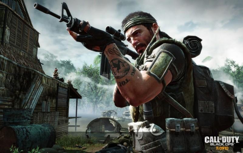 Pantallazo Call of Duty Black Ops