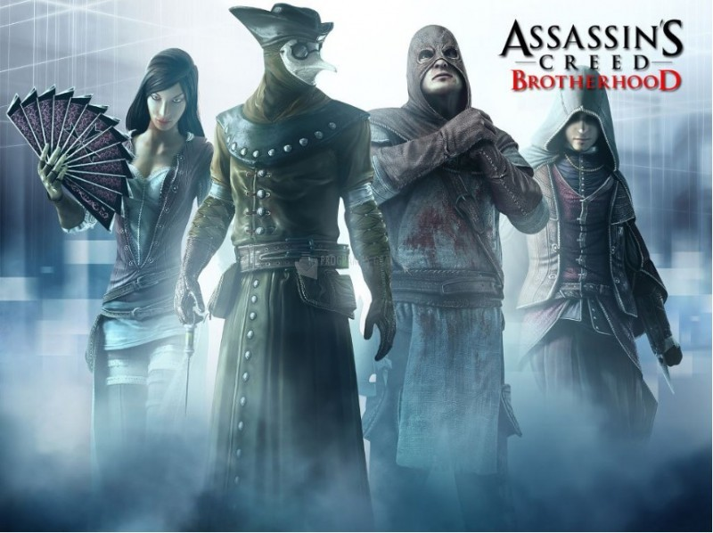 Pantallazo Assassins Creed La Hermandad