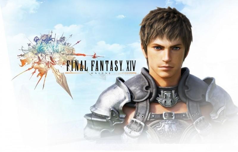 Pantallazo Final Fantasy XIV Online