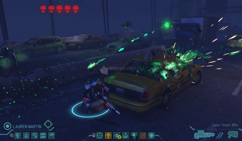 Pantallazo XCOM: Enemy Unknown