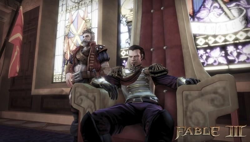 Pantallazo Fable III
