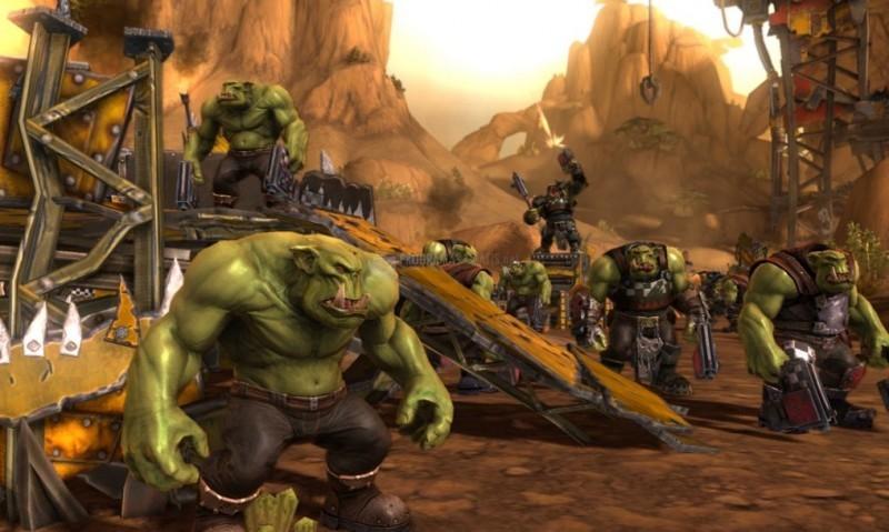 Pantallazo Warhammer 40000 Dark Millennium Online
