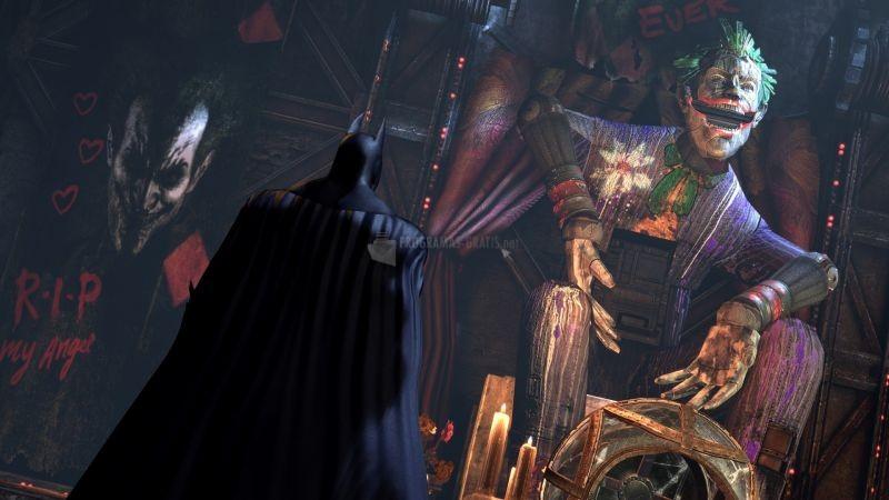 Pantallazo Batman: Arkham City