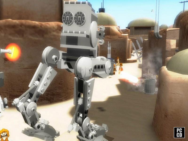 Pantallazo Lego Star Wars 2: The Original Trilogy