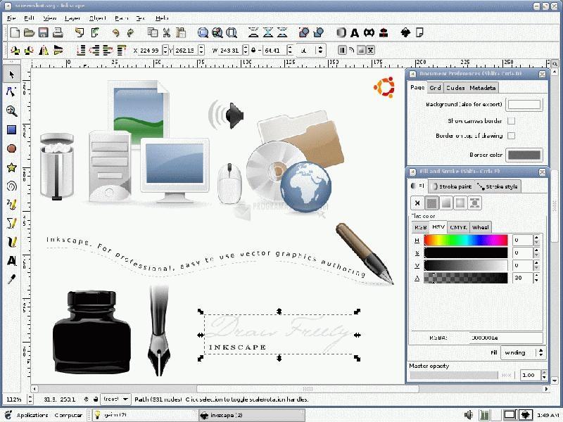 inkscape gratis