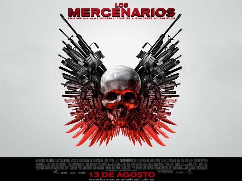 Pantallazo Los Mercenarios
