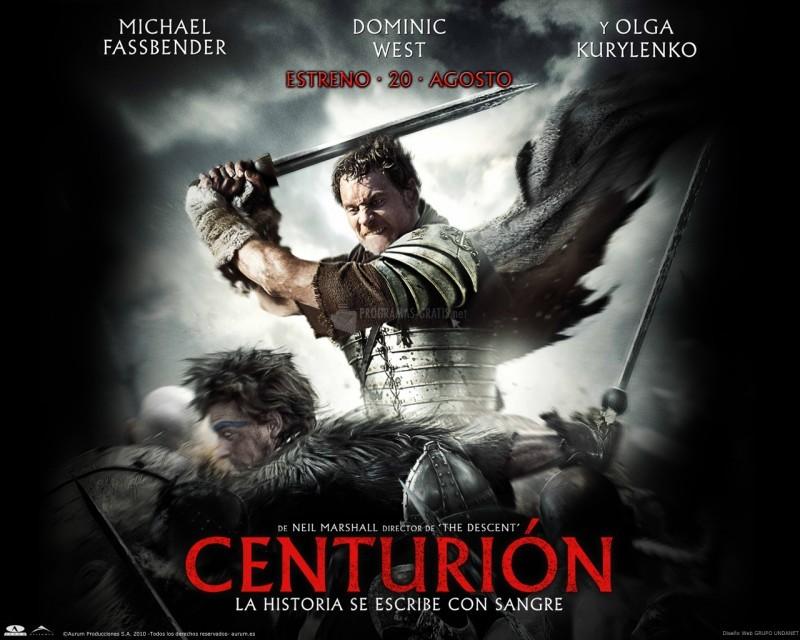 Pantallazo Centurión