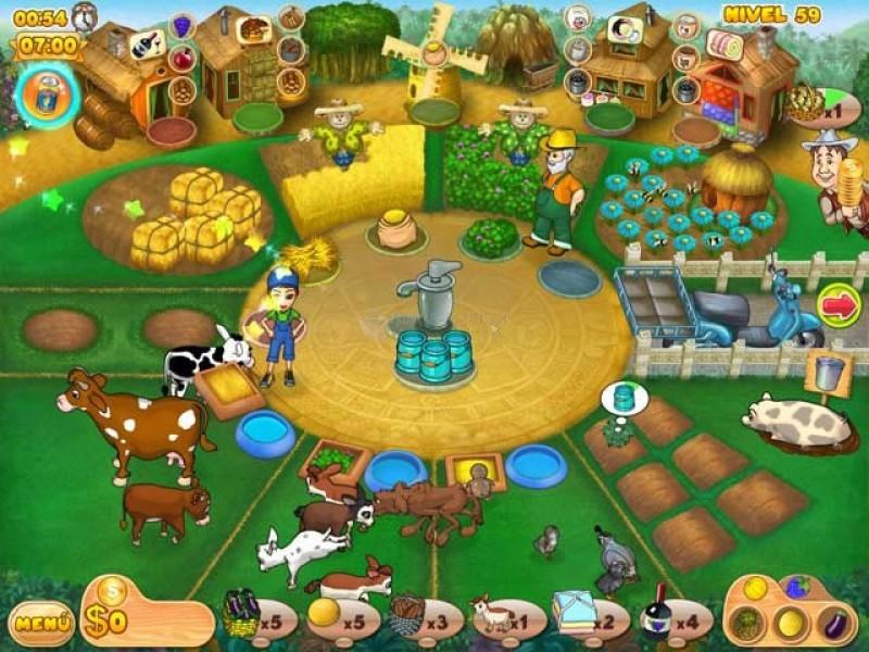 Pantallazo Farm Mania 2