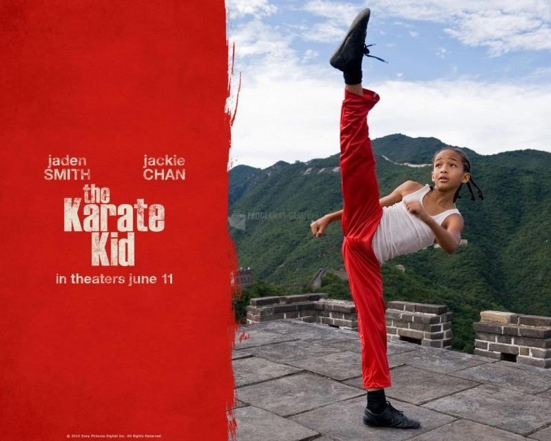 Pantallazo The Karate Kid
