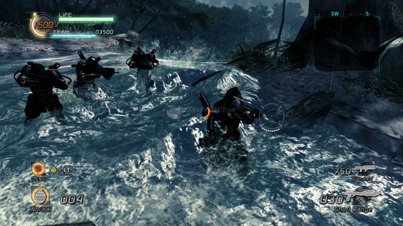 Pantallazo Lost Planet 2 Benchmark