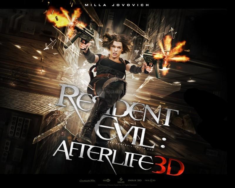 Pantallazo Resident Evil: Afterlife