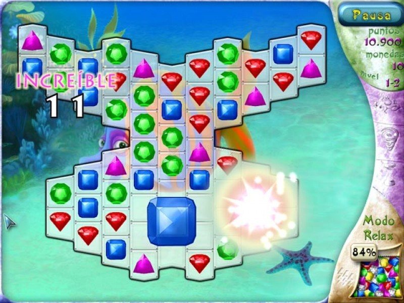 Pantallazo Charm Tale 2: Mermaid Lagoon