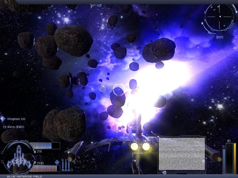 Pantallazo Space Force – Rogue Universe