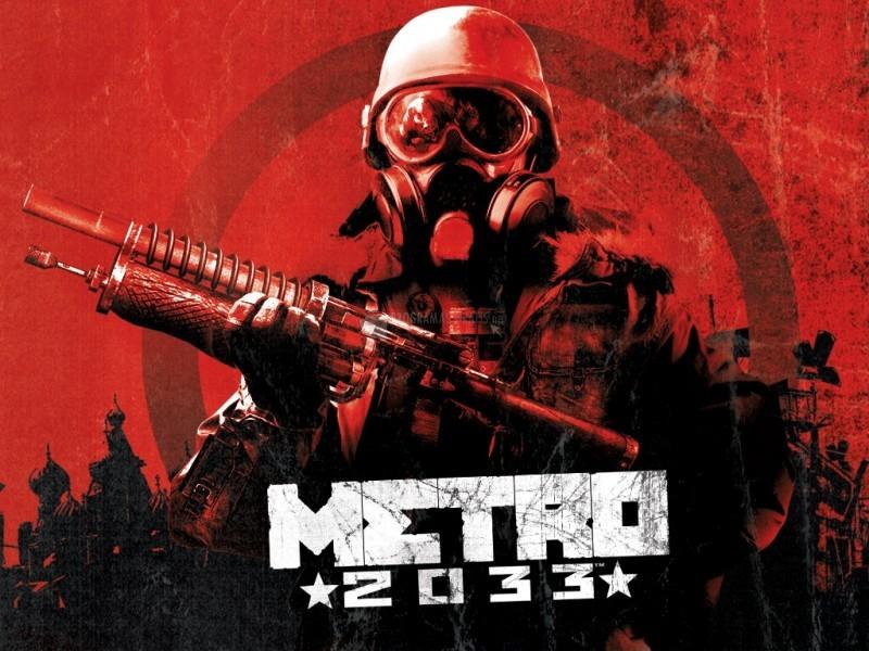 Pantallazo Metro 2033 Fondo