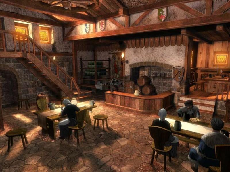 Pantallazo The Guild 2