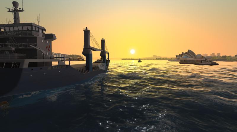 Pantallazo Ship Simulator Extremes