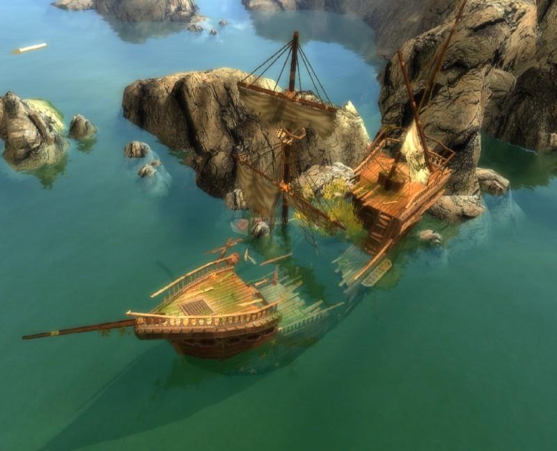 Pantallazo The Guild 2: Pirates of the European Seas
