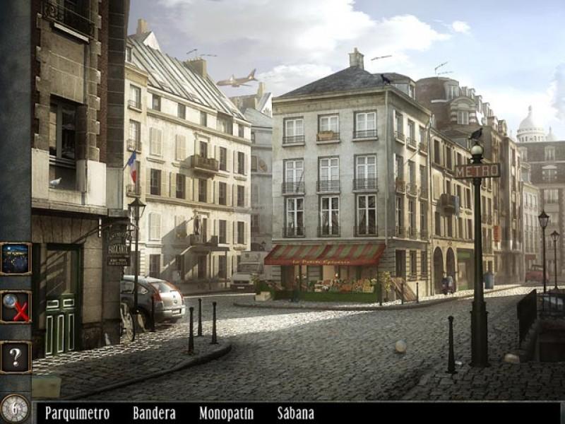 Pantallazo Paris Stories