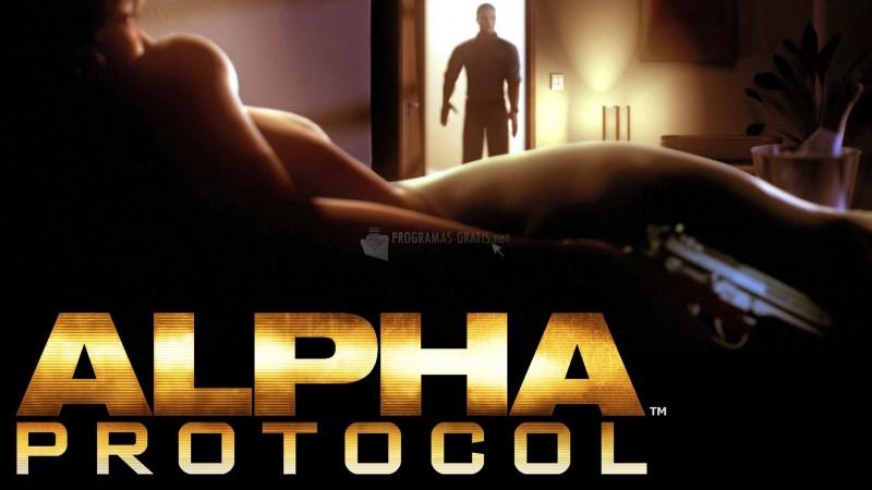 Pantallazo Alpha Protocol