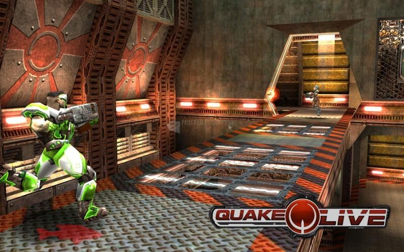 Pantallazo Quake Live