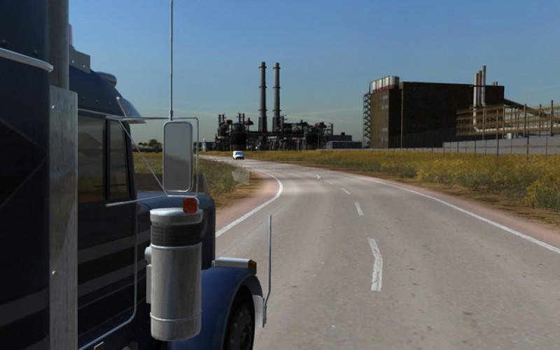 Pantallazo 18 Wheels of Steel: Extreme Trucker