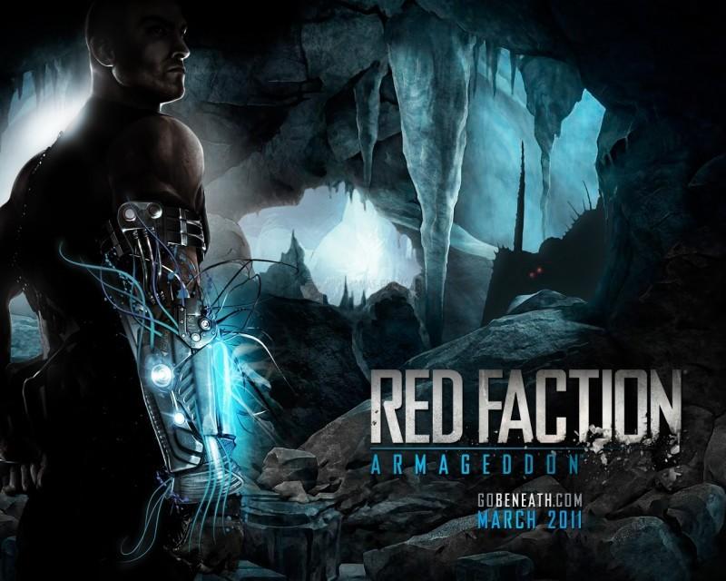 Pantallazo Red Faction: Armageddon