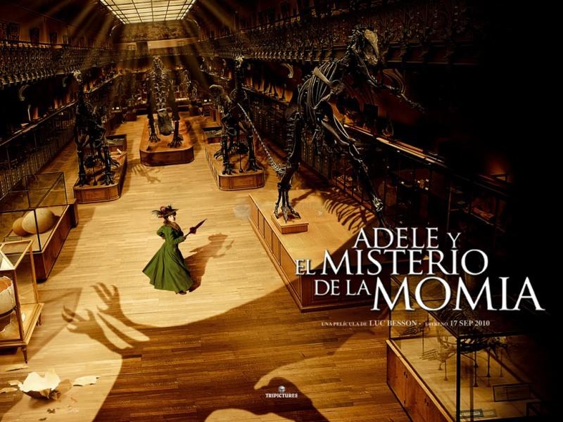 Pantallazo Adele y el Misterio de la Momia