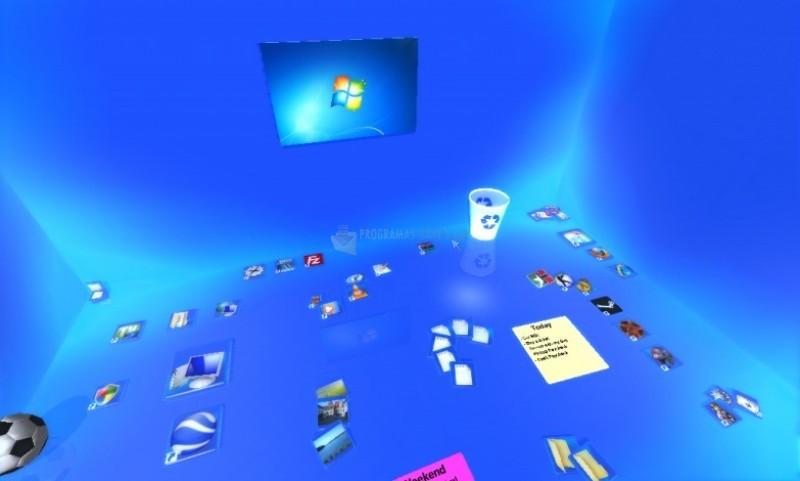 Pantallazo Real Desktop