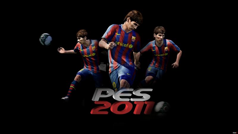 Pantallazo PES 2011 Wallpaper