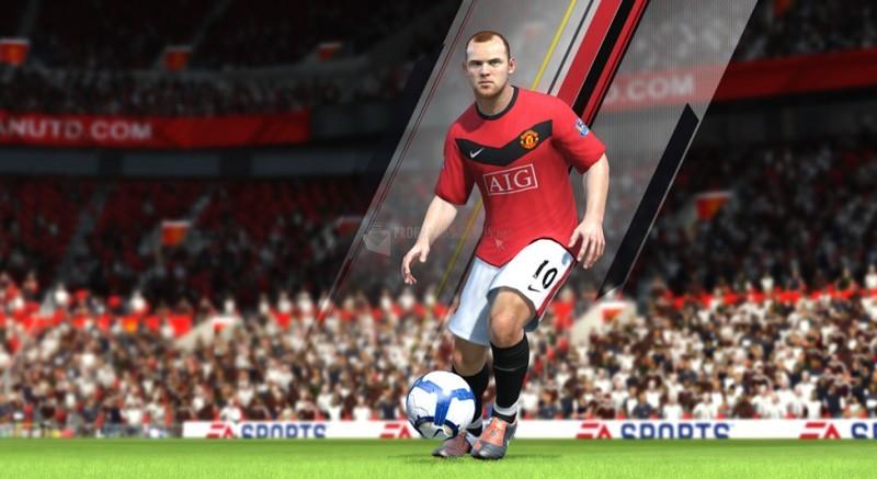 Pantallazo FIFA 11 Fondo
