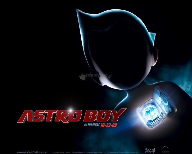 Pantallazo Astro Boy
