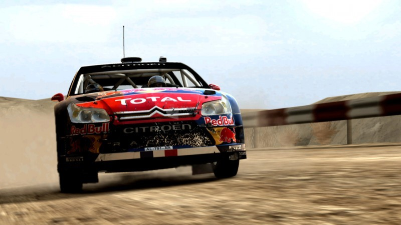 Pantallazo Fia World Rally Championship
