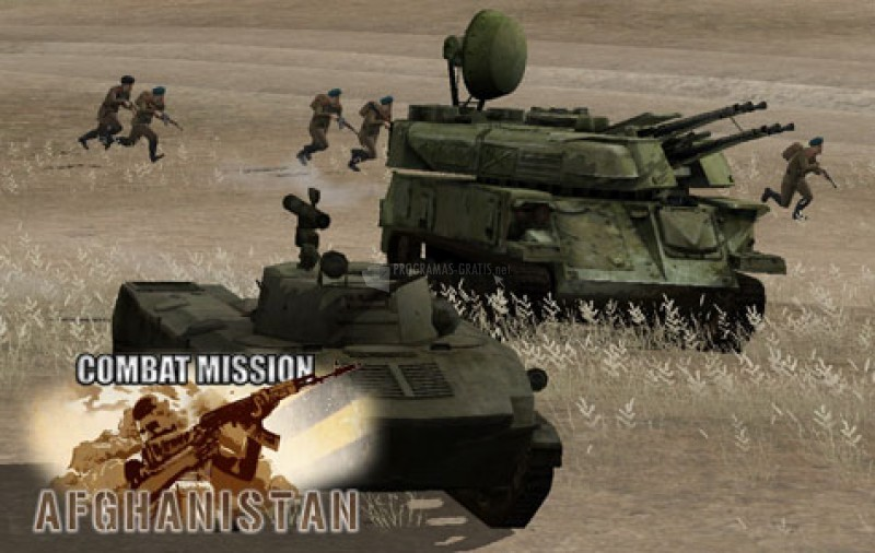Pantallazo Combat Mission: Afghanistan