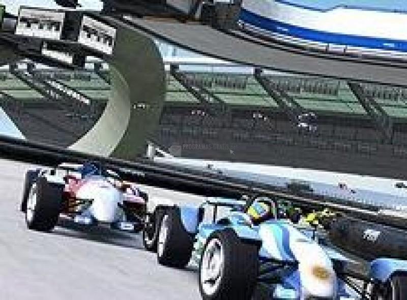 Pantallazo TrackMania Nations Forever