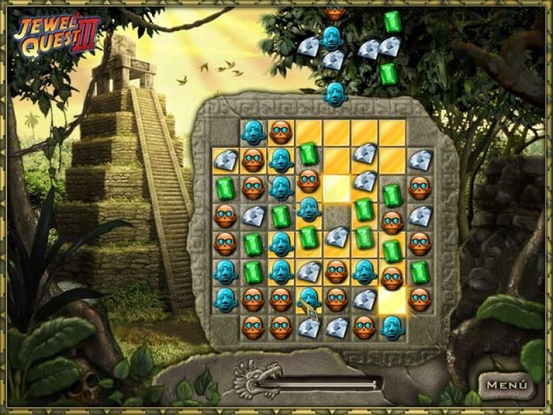 Pantallazo Jewel Quest 3