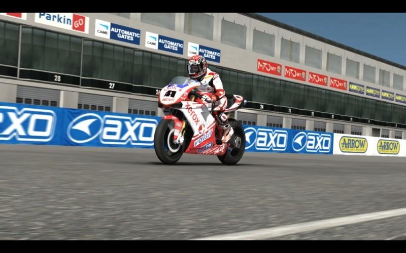 Pantallazo SBK X: Superbike World Championship