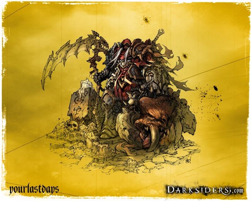 Pantallazo Darksiders: Wrath of War