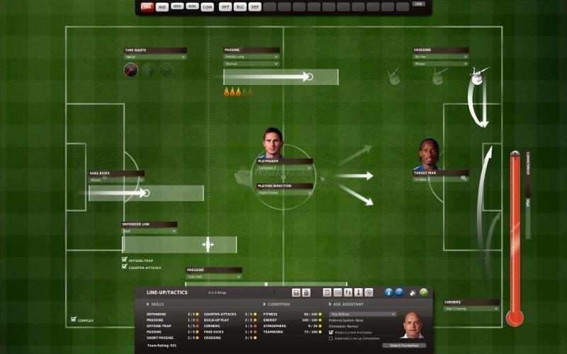 Pantallazo FIFA Manager 11