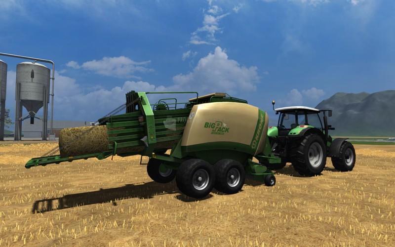 Pantallazo Farming Simulator 2011