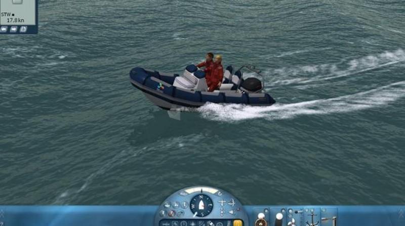 Pantallazo Sail Simulator