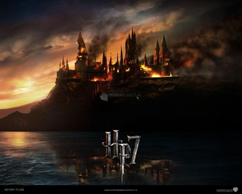 Pantallazo Harry Potter 7: Las Reliquias de la Muerte