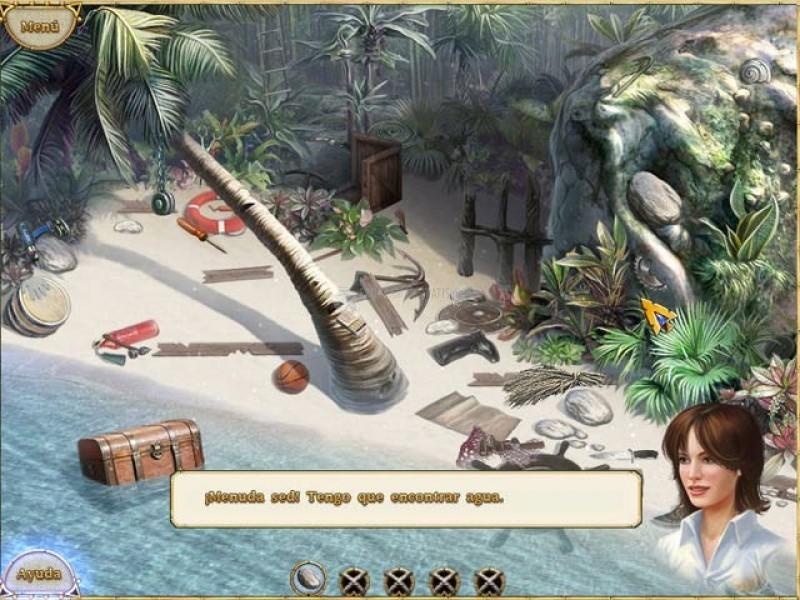 Pantallazo Escape from Lost Island