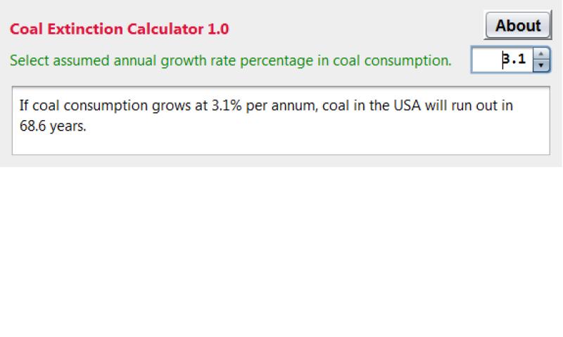 Pantallazo Coal