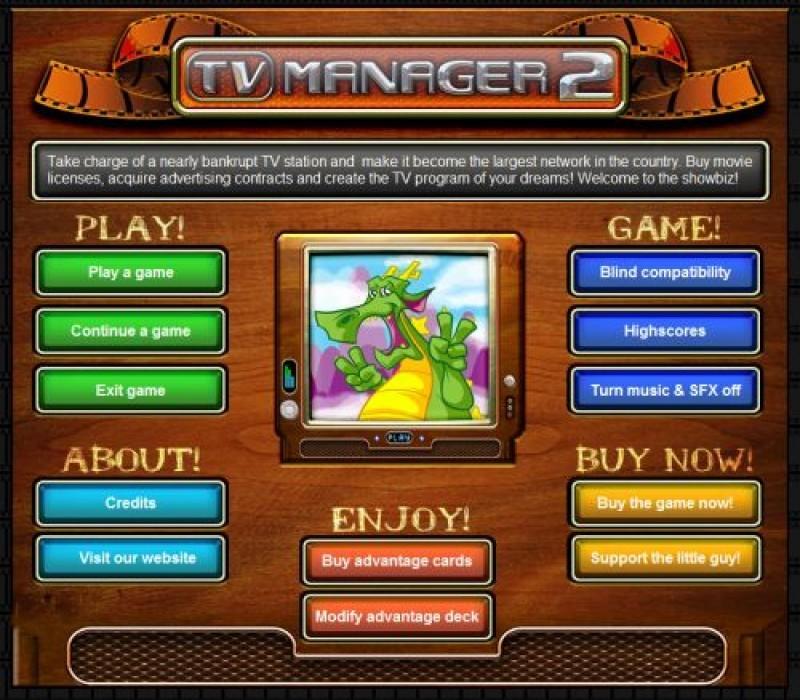 Pantallazo TV Manager 2