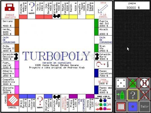 Pantallazo Turbopoly